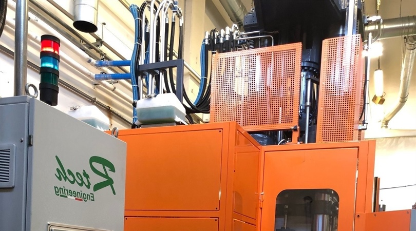 NEW INJECTION MOULDING MACHINE